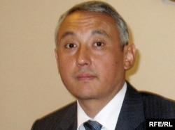 Кайрат Нуркадилов, начальник управления жилья города Алматы.