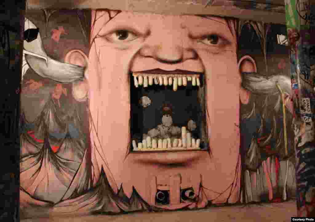 """""""Underground Dweller"""" in Nizhny Novgorod (2011)"""