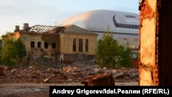 Адмиралтейская слобода Казани: 300-летний юбилей в руинах