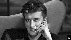 Jurnalist Maksim Borodin