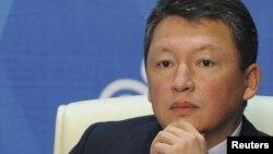 Тимур Кулибаев, зять бывшего президента Казахстана Нурсултана Назарбаева и один из богатейших людей страны.