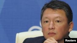 President Nursultan Nazarbaev's son-in-law Timur Kulibaev