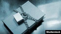 """Gadagan edilen kitap (çeşmesi """"Shutterstock"""")"""