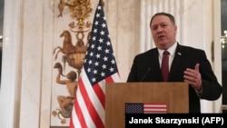 Sekretari amerikan i Shtetit, Mike Pompeo