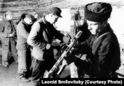 Габрэйскія партызаны ў Налібацкай пушчы, 1943