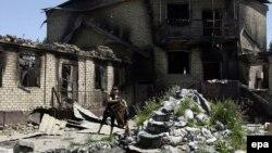Бакиевдин Тейит айылындагы үйү