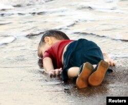 Fotografia e trupit të pajetë e 3-vjeçarit, Alan Kurdi, në brigjet turke, kishte tronditur botën më 2015.