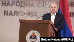 Високиот претставник на меѓународната заедница во Босна и Херцеговина, Валентин Инцко.