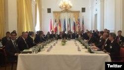 Իրանի միջուկային ծրագրի հարցով բանակցություններ, արխիվ