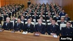 Baş Prokurorluqda kollegiya iclası - 2014.
