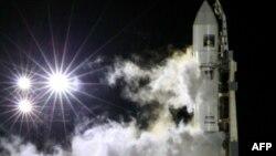 Ракета на космодроме Байконур. Иллюстративное фото.