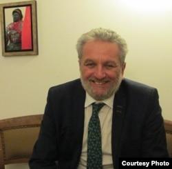 Депутат парламента Чехии Иван Габал