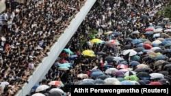 Protesti u Hongkongu