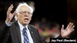 Senatori amerikan, Bernie Sanders, kandidat i demokratëve për president të SHBA-ve