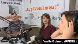 Vasile Spinei, Nadine Gogu, Liliana Vițu