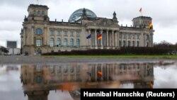 Bundestagu gjerman, foto nga arkivi