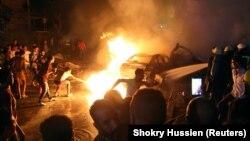 Унаслідок вибуху автомобіля в Каїрі загинули 20 людей