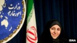 خانم افخم گزارش وزارت خارجه امريکا در خصوص ايران را کاملا مردود دانست.