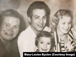 Семья Марии-Луизы Бюлов