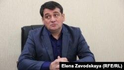 Председатель Контрольной палаты Абхазии Роберт Аршба