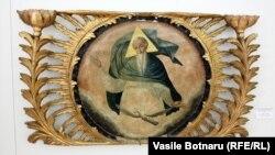 Icoană basarabeană (Muzeul Național de Artă de la Chişinău).