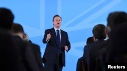 David Cameron, britanski premijer