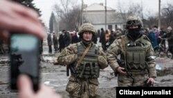 2014-жылдан бери Украинанын чыгышында эки жарым миңдей жоокер набыт кетти.