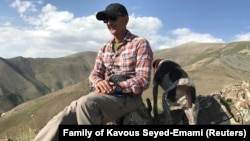 Kavous Seyed-Emami