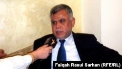 وزير النقل العراقي هادي العالامري