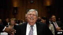 Американский дипломат Джон Теффт.