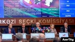 Izborna komisija saopštava rezultate kontroverznog referenduma