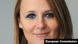 Майя Коцьянчич – пресс-секретарь верховного представителя ЕС по внешней политике Федерики Могерини