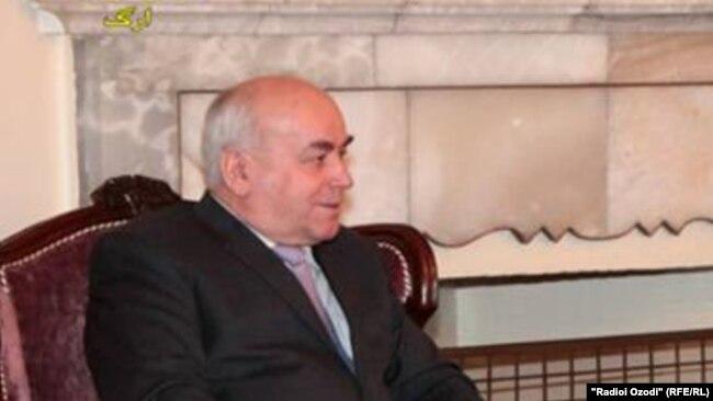 Шарофиддин Имомов, посол Таджикистана в Афганистане