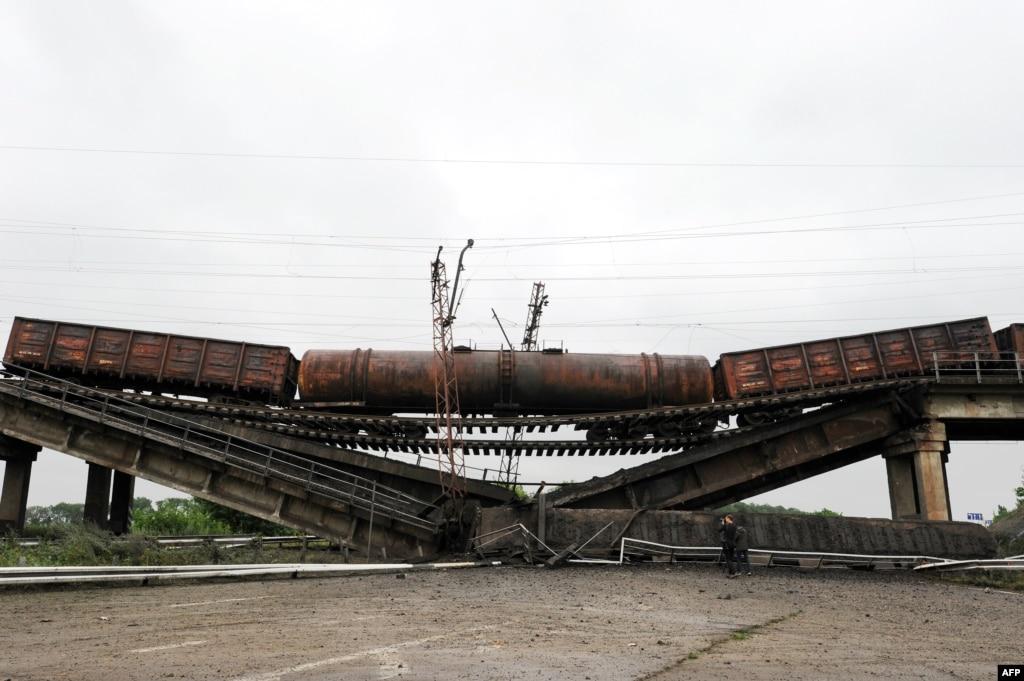 Европейский инвестиционный банк выделил деньги на строительство трех мостов в Донецкой области, - Жебривский - Цензор.НЕТ 6202