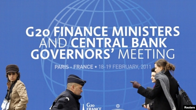 The finance ministers of the G20 group are looking for more firepower to help troubled member states.
