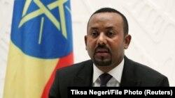 آبی احمد علی، نخست وزیر اتیوپی