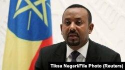 Прем'єр-міністр Ефіопії Абій Ахмед