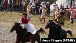 III Всемирные игры кочевников. Кыргызстан, 2018 год.