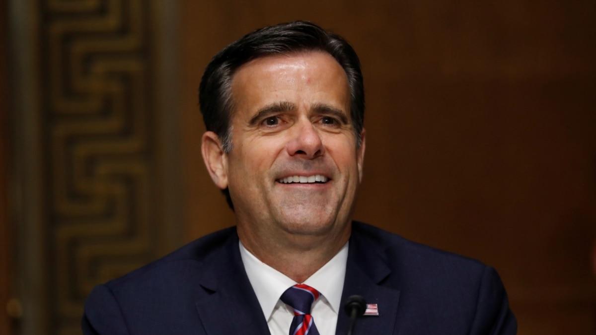 Сенат США проголосует относительно назначения директора национальной разведки