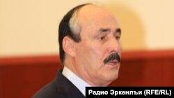 Дагъистаналъул бетIер Рамазан ГIабдулатIипов