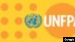 Logo e Fondit të OKB-së për Popullsinë