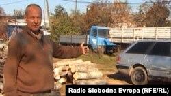 Илија Спиркоски, раководител на Шумската полиција во Прилеп.
