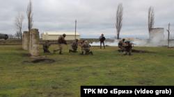 Військові навчання на Миколаївщині