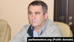 Вице-спикер парламента Южной Осетии, врач реаниматолог-анестезиолог Александр Плиев