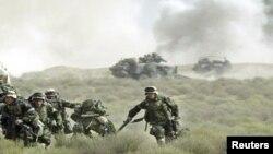 Американски маринци во Ирак.