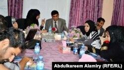 اجتماع لنشطاء شبكة اجيال السلام