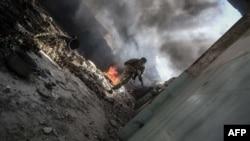 Илустрација: Војна во Сирија