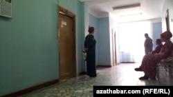 Больница, Ашхабад