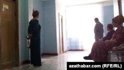 Поликлиника Ашхабада (иллюстративное фото)