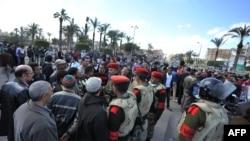 مشهد لأحد شوارع بورسعيد